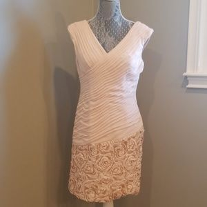 Patra dress with sequins